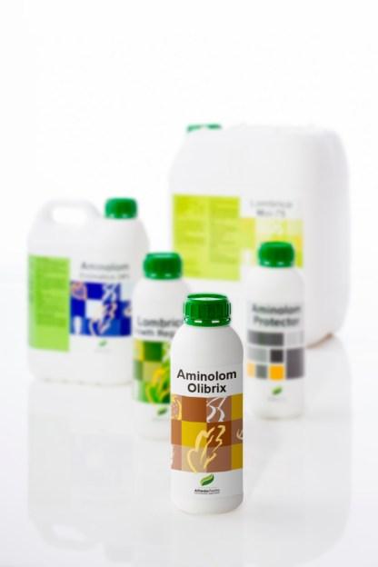 Bioestimulante Aminolom Olibrix