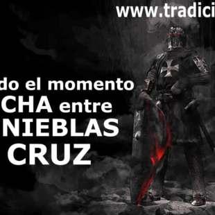 La lucha entre las #TINIEBLAS y la #CRUZ