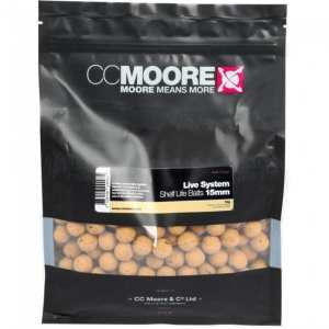 Boilies live system 15 ccmoore - Boilies Live System 15 mm Ccmoore