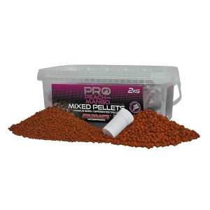 Mix de pellets probiotic peach mango starbaits - Mix de pellets Probiotic Peach Mango