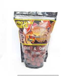 boilies 20 KRILL CRAB poisson fenag - Boilies Krill Crab Poisson Fenag 20mm