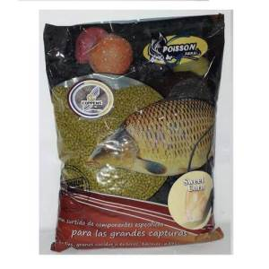 micropellets sweet corn poisson fenag - Micro Pellets Sweet Corn 3mm Poisson Fenag