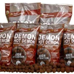 Boilies PB Concept Demon Hot Demon - Boilies PB Concept Demon Hot Demon