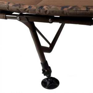 faith big camou bedchair 2 - Bed chair Faith Big Camou