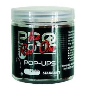Probiotic red pop up flotante - Pop ups Starbaits Probiotic Red one 20 mm