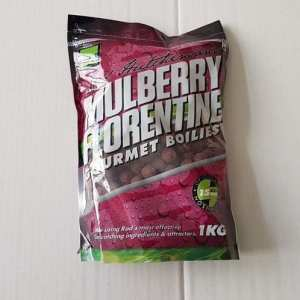 Boilies Mulberry Florentine 15 mm - Boilies Mulberry Florentine 15 mm Rod Hutchinson