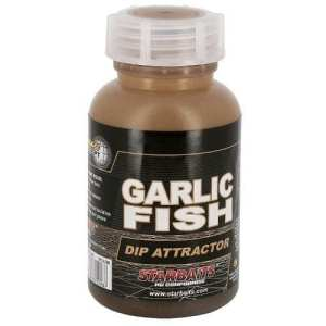 Dip garlic fish Starbaits - Dip Attractor Garlic fish Starbaits