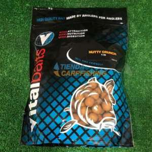 Boilies nutty crunch vitalbaits - Boilies Nutty Crunch Vitalbaits