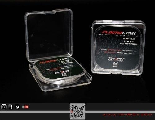 fluroro carbono para bajos trybion - Fluoro Carbono para bajos 0,45 mm Trybion