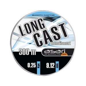 hilo asari long cast carpfishing - Hilo Asari Long Cast 1000 m / 0,40 mm
