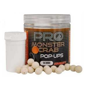 pop ups probiotic monster crab 14 - Pop ups Starbaits Probiotic Monstercrab 14 mm