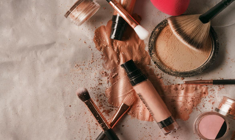 Base de maquillaje con protector solar