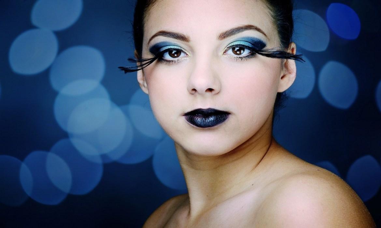 maquillaje monocromatico