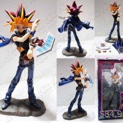 Figura Anime Yu-Gi-Oh Yugi Ecuador Comprar Venden, Bonita Apariencia ideal para los fans, practica, Hermoso material plástico Color como en la imagen Estado nuevo