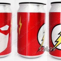 Termo Cómics Flash Ecuador Comprar Venden, Bonita Apariencia, práctica, Hermoso material: Aluminio Color: Rojo Estado: Nuevo