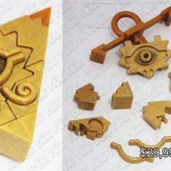 Réplica Anime Yu-Gi-Oh Rompecabezas Ecuador Comprar Venden, Bonita Apariencia ideal para los fans, practica, Hermoso material de cerámica Color como en la imagen Estado nuevo