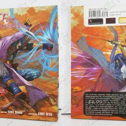 Comics impresos Manga The Four Constables Ecuador Comprar Venden, Bonita Apariencia ideal para los fans, practica, Hermoso material de papel Color como en la imagen Estado usado