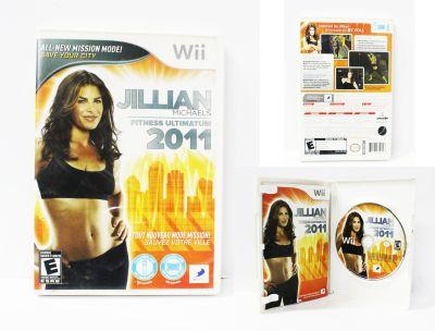 Videojuegos para consola Wii Jillian Michaelis Fitness ultimatum 2011 Ecuador Comprar Venden, Bonita Apariencia ideal para los fans, practica, Hermoso material de papel Color como en la imagen Estado usado
