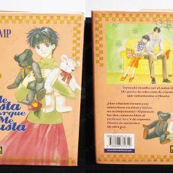 Comics impresos Manga Me gusta porque me gusta Ecuador Comprar Venden, Bonita Apariencia ideal para los fans, practica, Hermoso material de papel Color como en la imagen Estado usado