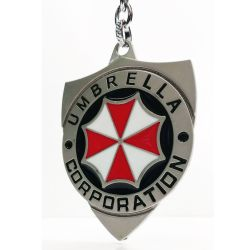 llavero Resident Evil Videojuegos accesorio Resident Evil Biohazard Gamer tienda friki