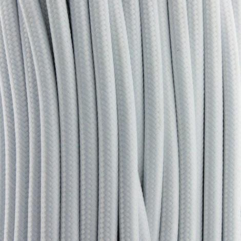 Cable-Textil-Blanco