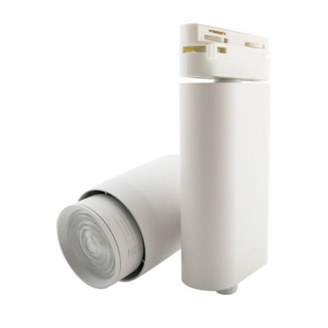 Foco-LED-para-carril-CobFix-Blanco-35W-Monofasico-Temperatura