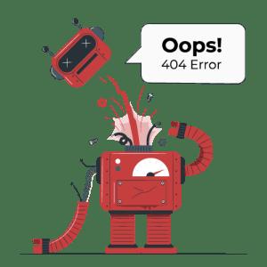 Oops! 404 Error tienda de informática alhaurin el grande