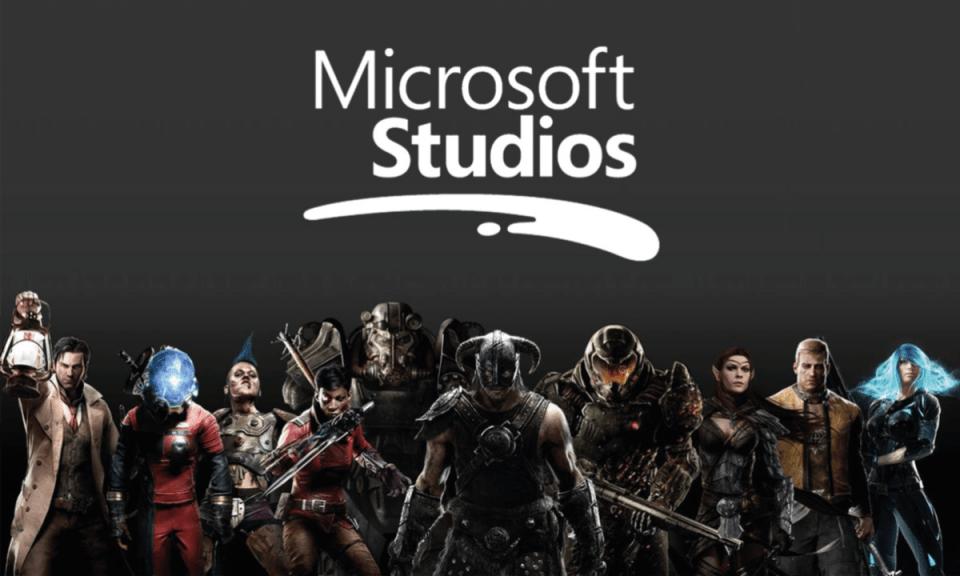microsoft adquiere zenimax media - microsoft studios