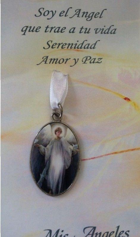 Medalla Ángel de la Paz y el Amor