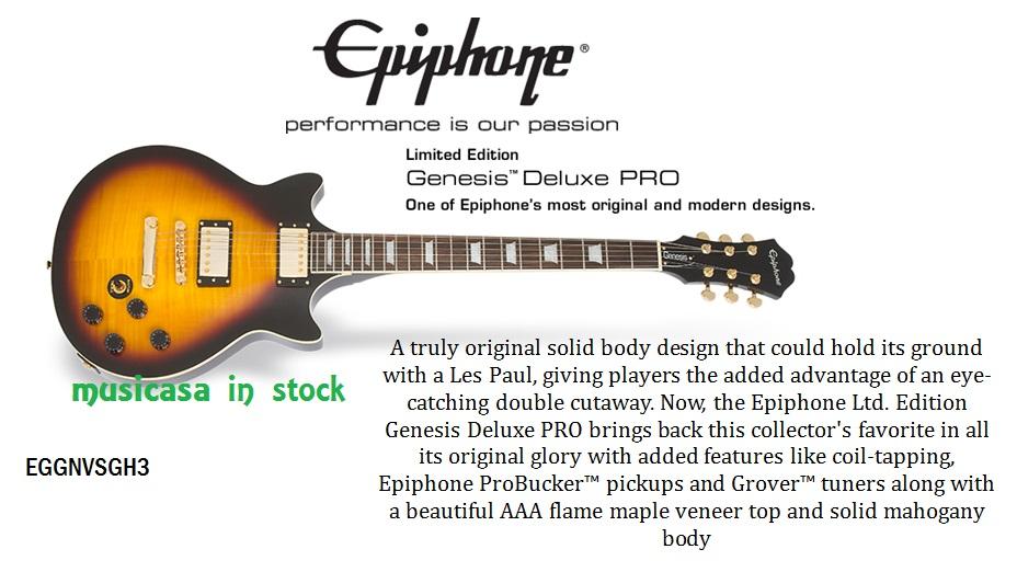 Ltd.Ed. Genesis Deluxe PRO