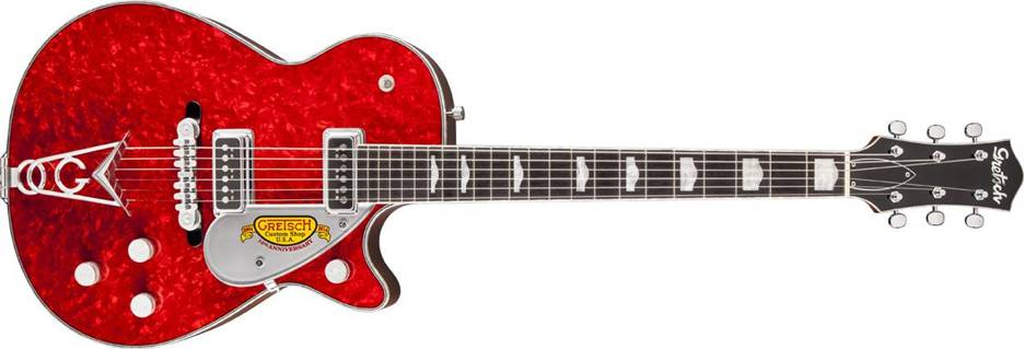 Guitarra Gretsch 10th Anniversary.