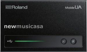 ROLAND UA-M10  Mobile Interface