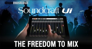 SOUNDCRAFT UI