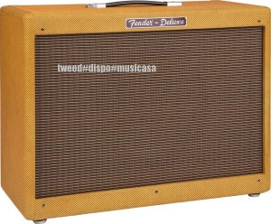 Fender Hot Rod Deluxe, un tweed de referencia..