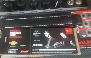 fender friends entradas