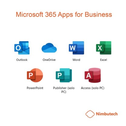 Microsoft 365 Apps for Business Nimbutech