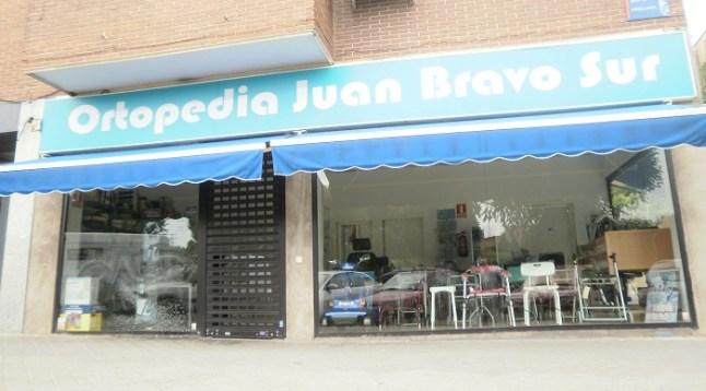 Ortopedia Juan Bravo Su Leganés