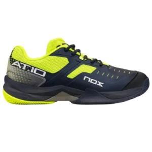 Zapatillas-de-padel-AT10-Azul-Amarillo-Fluor-nox
