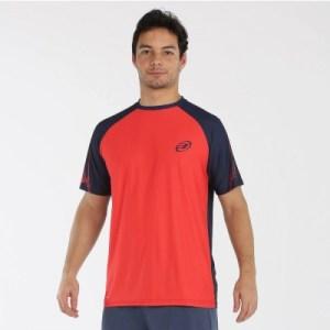 camiseta-bullpadel-caliope-fuego