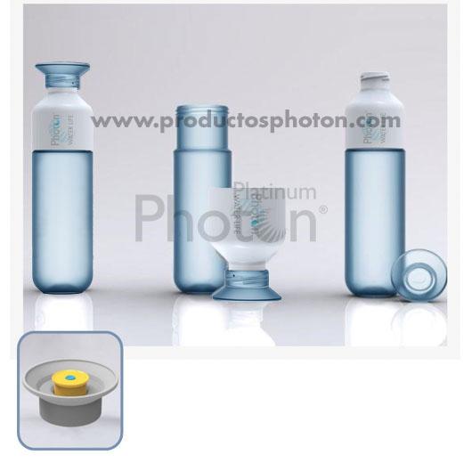 botella photon libre de bpa ideal para transportar agua alcalina sin contaminantes