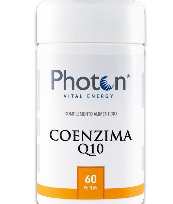 coenzima q photon perlas para acelerar metabolismo celulart