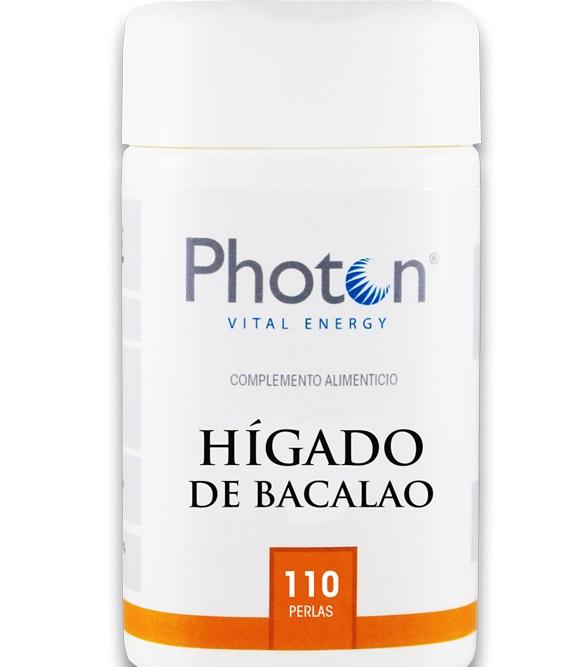 higado de bacalao photon perlas con rico aporte de vitaminas A y D