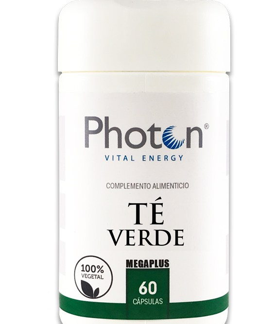 te verde megaplus photon capsulas antioxidantes y estimulantes del metabolismo