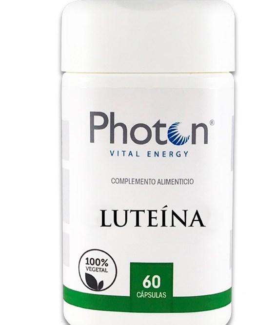 luteína photon adultos capsulas para proteger la vista