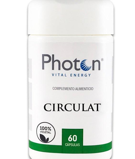 circulat photon capsulas para ayudar a la circulación general