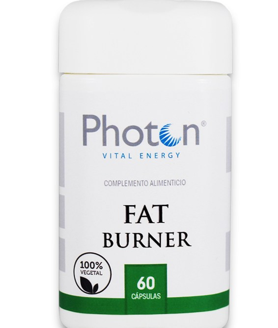 fat burner photon cápsulas