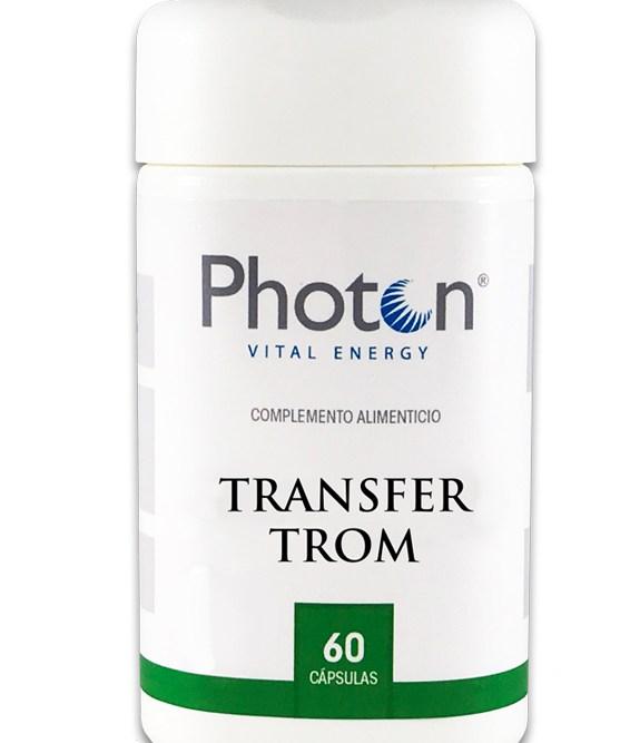 transfer trom photon capsulas para fortalecer el sistema inmunologico