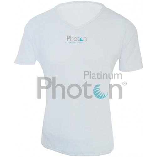 camiseta sports photon elastic, prenda que ayuda a la recuperación y alivia dolores musculares.