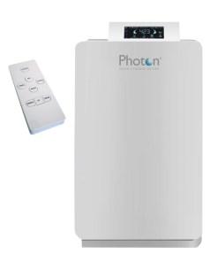 Photon Air Purifier Mod180, es un sistema para purificar el aire de modo de, mantener un espacio limpio de bacterias.