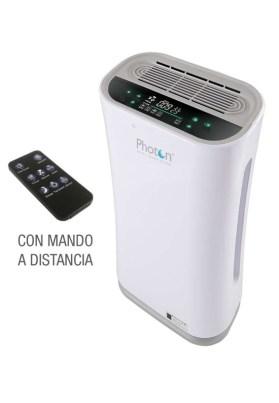 Photon Air Purifier Mod80, es un sistema para purificar el aire de modo de, mantener un espacio limpio de bacterias.